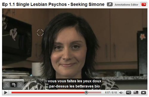 Seeking Simone Ep 1 French subtitles