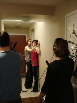 Seeking Simone behind the scenes 101