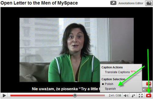 Men of Myspace Polish subs