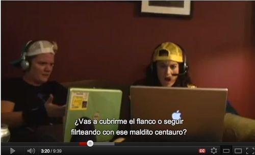 Seeking Simone Ep 2.5 Spanish subs