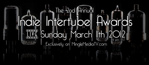 Indie Intertube Awards 2012